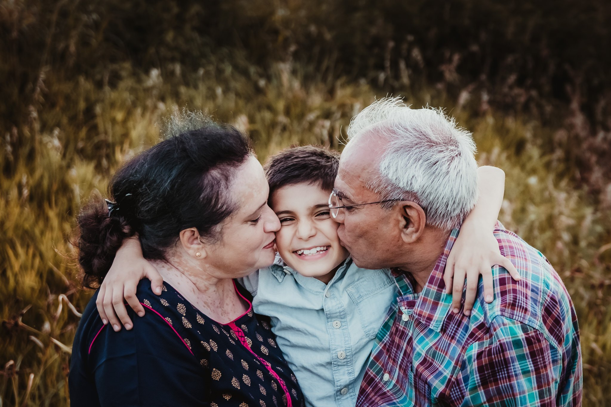 Firoz Jokhi Photography Grandparents Grandchild